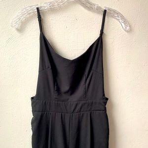 Tobi Black Jumpsuit